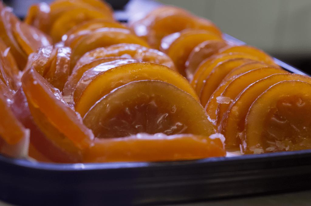 nos confiseries oranges confitese