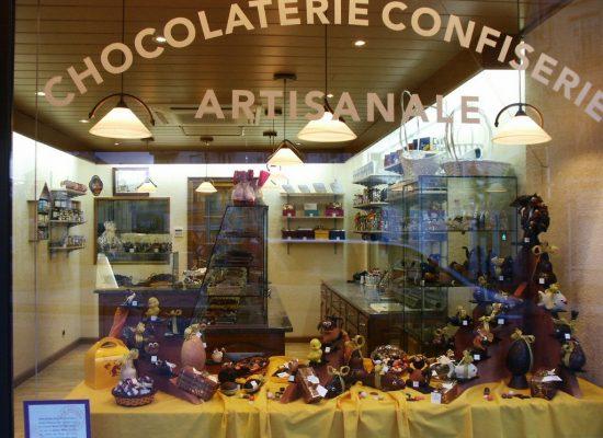 Chocolaterie à Firminy dans la loire 42